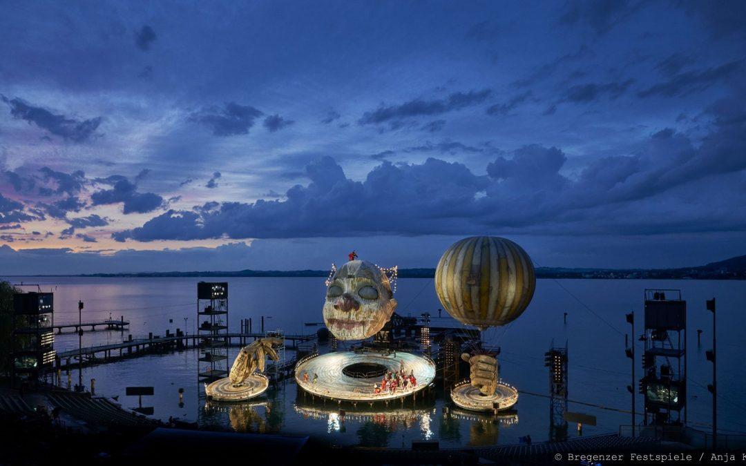 Bregenzer Festspiele 19. – 20. August 2020
