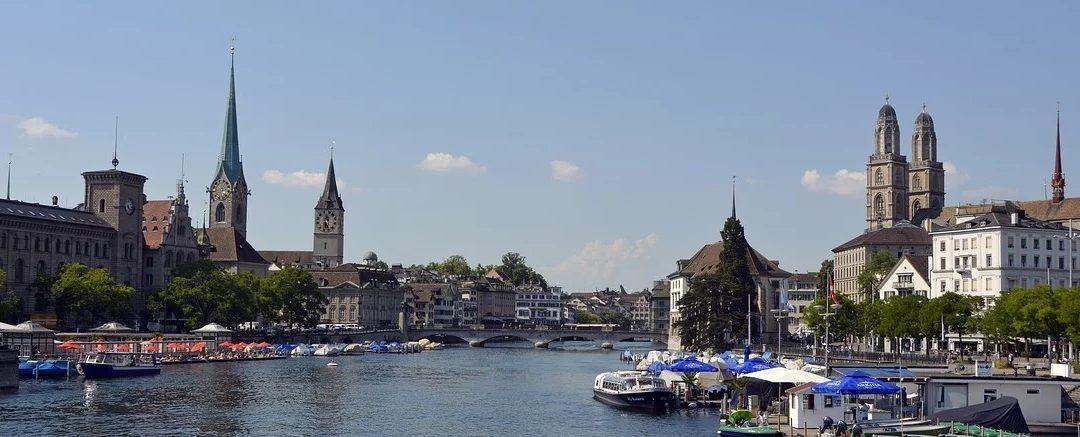 Zürich – Die heimliche Hauptstadt der Schweiz 10. – 11. Mai 2020